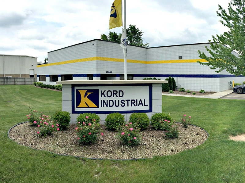 Kord Industrial-Rehab and reface-Wixom, Michigan
