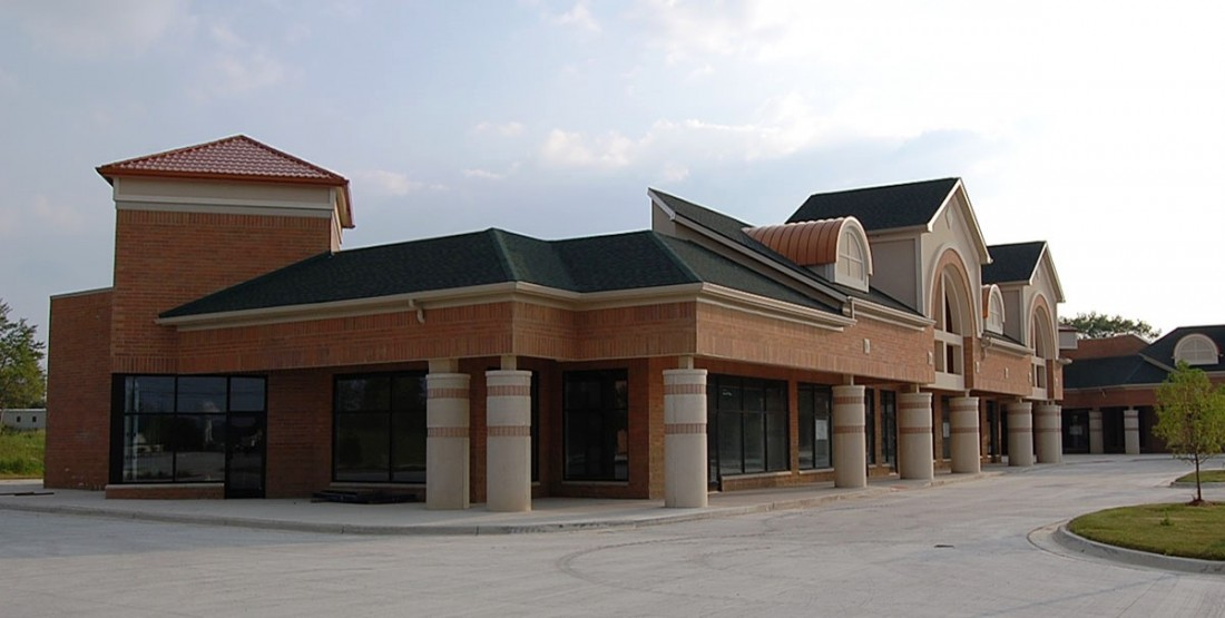 Leading Commercial Builder Oakland County MI - Metro General Contractors - Grand_River_Plaza-2
